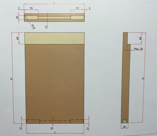 Magic scorrevole per porta in legno ferramenta on line - Meccanismo porta scorrevole ...